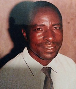 Mr. Josephat Magoma – Shukrani's father